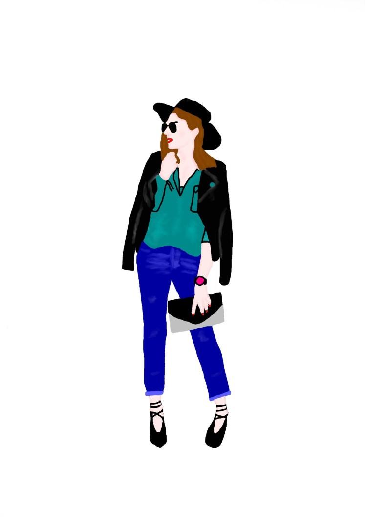 illustration mode